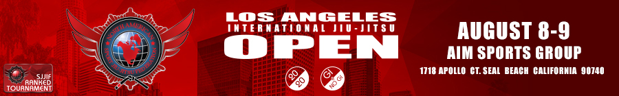 2020 LA OPEN ADULTS & JUVENILES